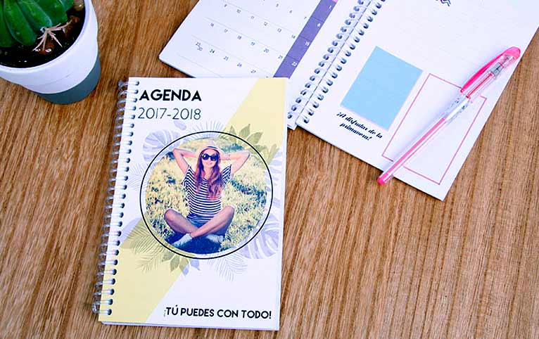 Ideas originales regalar Agendas