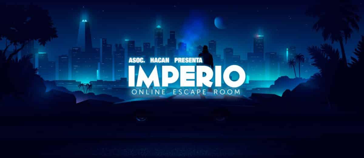 Escape Room Online Gratis en Español. IMPERIO