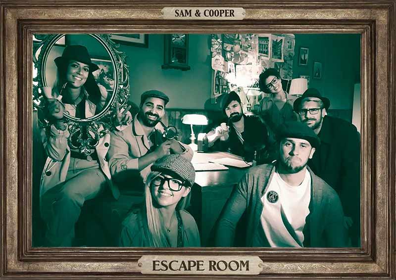 Sala de Escape Murder