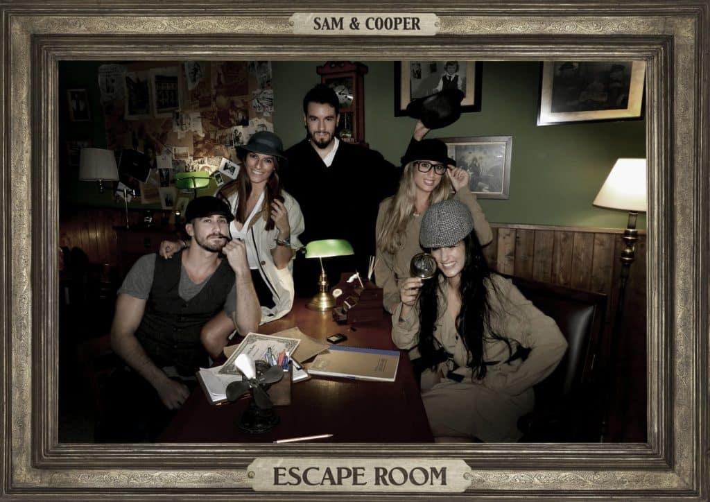 Escape Room Precio