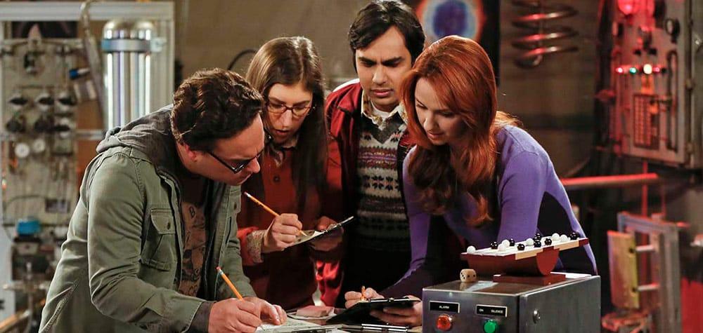 Escape Room Big bang Theory
