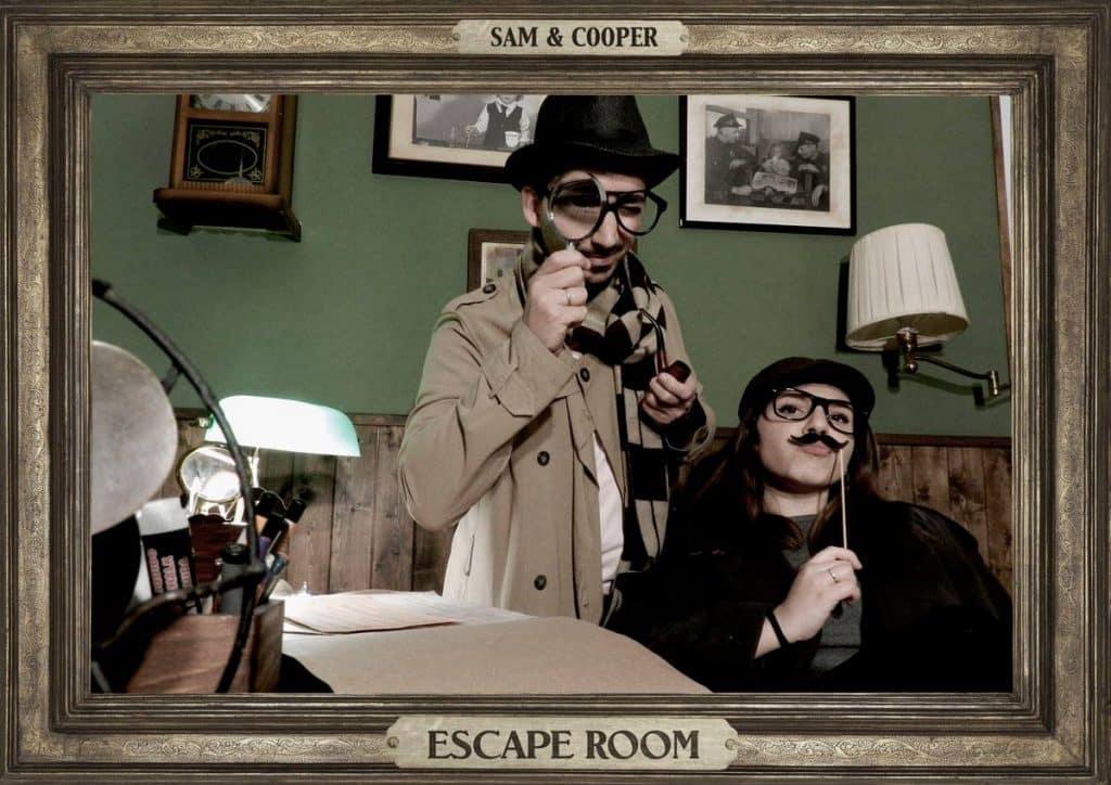 Cumpleaños Sevilla Escape Room