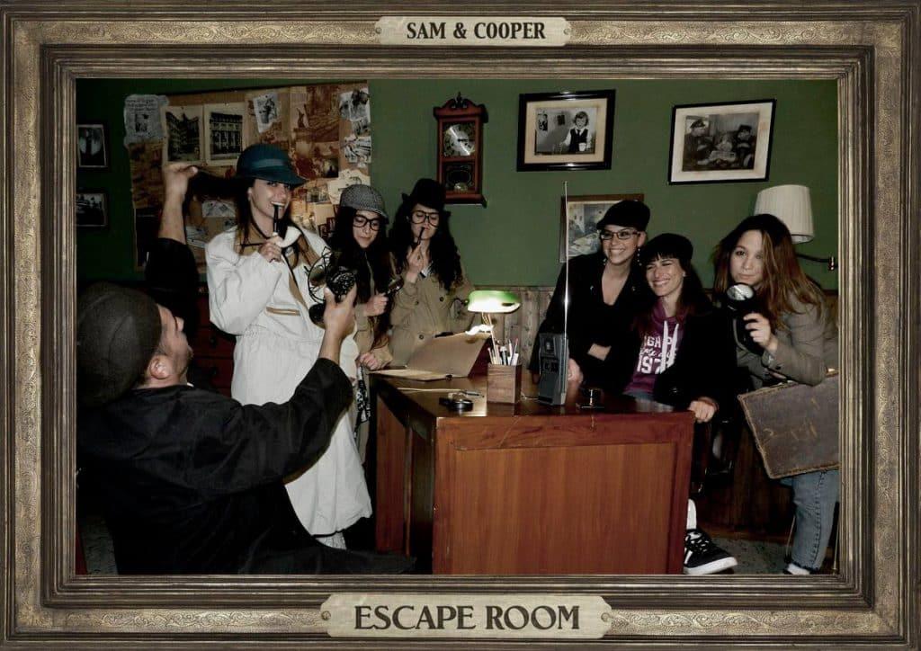 Escape Room Cumpleaños en Sevilla