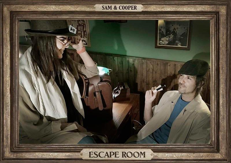 Escape Room parejas Sevilla