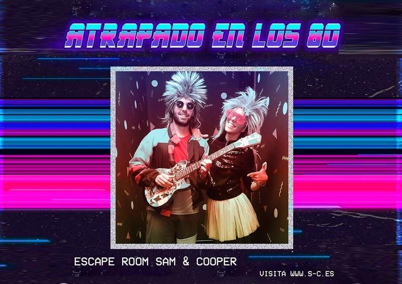 Escape Room sevilla parejas