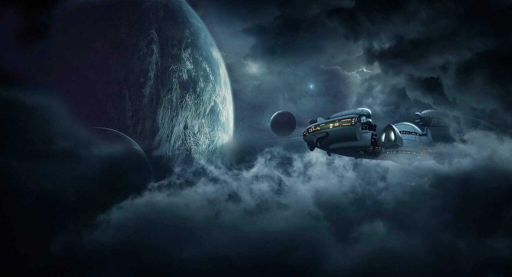 Escape Nave espacial