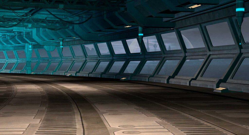 Escape Online Espacio